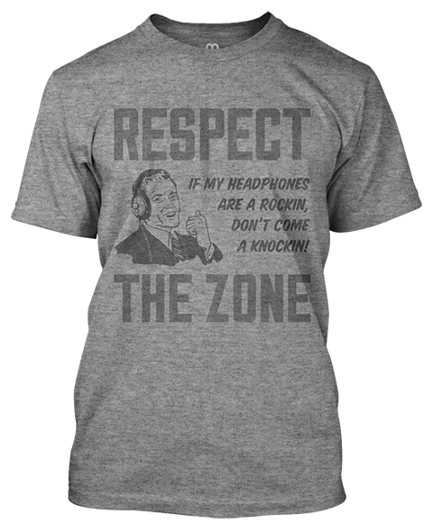 Respect The Zone